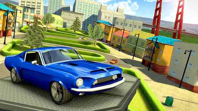 Car Driving Simulator SF