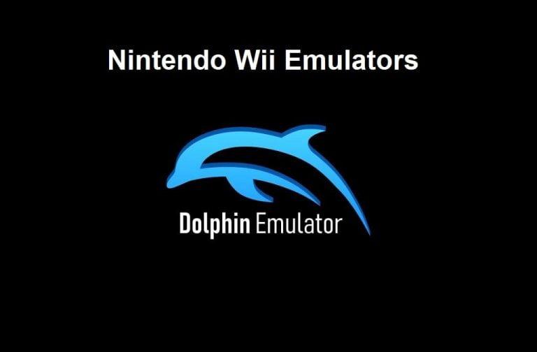 Nintendo Wii Emulators