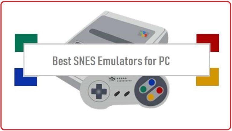 SNES Emulator For PC
