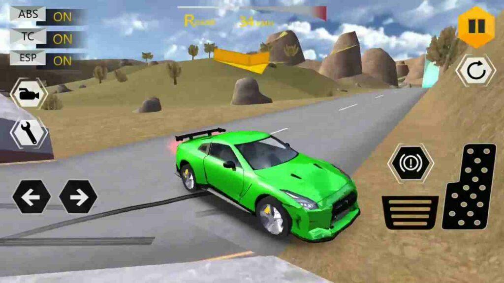 Sports Car Simulator 3D